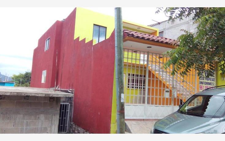 Foto de casa en venta en las almendras , pomarrosa, tuxtla gutiérrez, chiapas, 1995872 No. 04