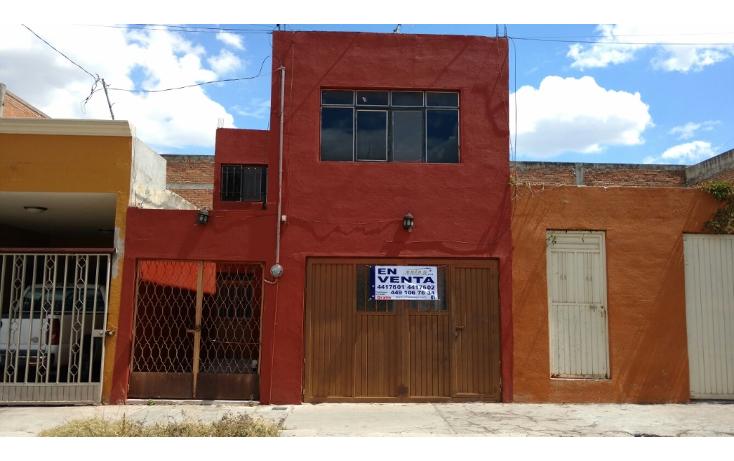 Foto de casa en venta en  , las américas, aguascalientes, aguascalientes, 1680700 No. 01