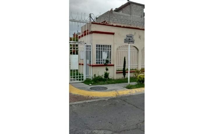 Foto de casa en venta en  , las am?ricas, ecatepec de morelos, m?xico, 1427639 No. 01