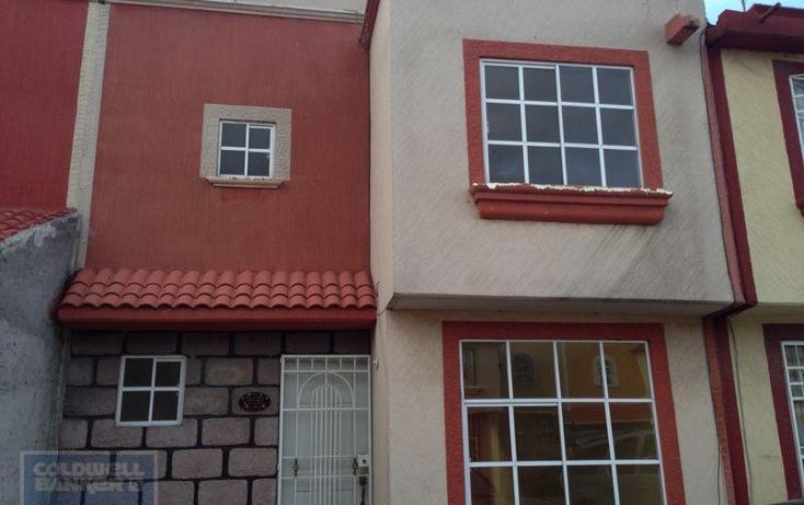 Foto de casa en condominio en venta en  , las américas, ecatepec de morelos, méxico, 1791125 No. 01
