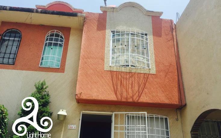 Foto de casa en venta en  , las am?ricas, ecatepec de morelos, m?xico, 1946908 No. 01