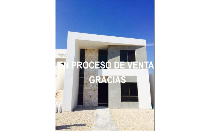 Foto de casa en venta en  , las am?ricas ii, m?rida, yucat?n, 1080059 No. 01