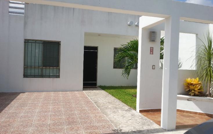 Foto de casa en renta en  , las am?ricas ii, m?rida, yucat?n, 1344893 No. 01