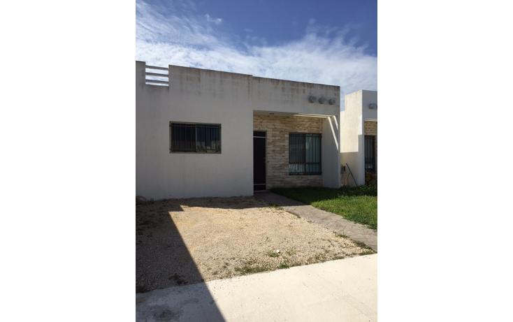 Foto de casa en venta en  , las am?ricas ii, m?rida, yucat?n, 1354407 No. 01