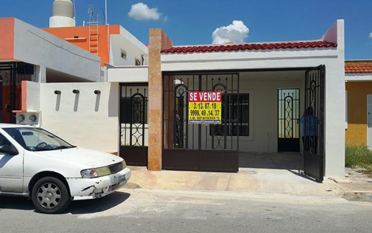 Foto de casa en venta en, las américas ii, mérida, yucatán, 1357783 no 01