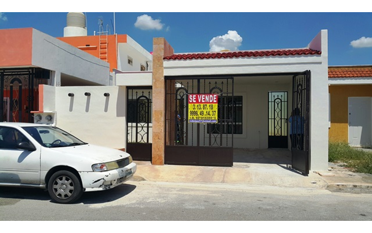 Foto de casa en venta en  , las américas ii, mérida, yucatán, 1357783 No. 01