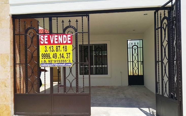 Foto de casa en venta en, las américas ii, mérida, yucatán, 1357783 no 02