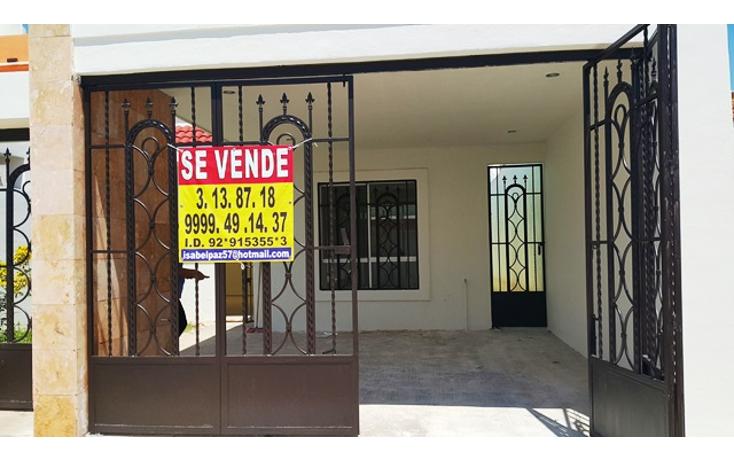 Foto de casa en venta en  , las américas ii, mérida, yucatán, 1357783 No. 02