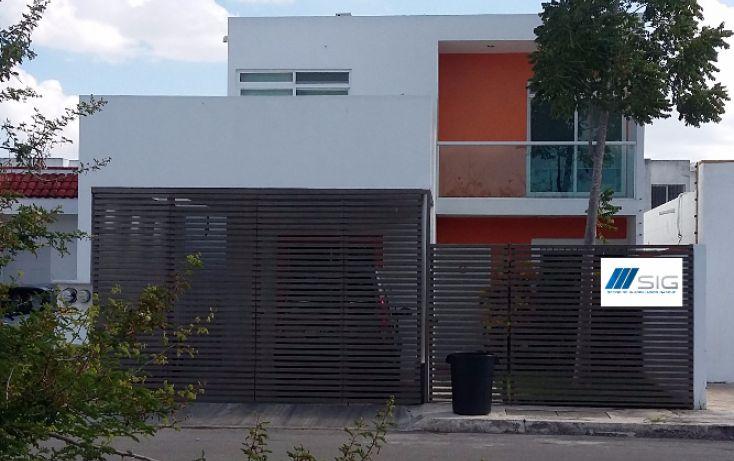 Foto de casa en venta en, las américas ii, mérida, yucatán, 1420119 no 01