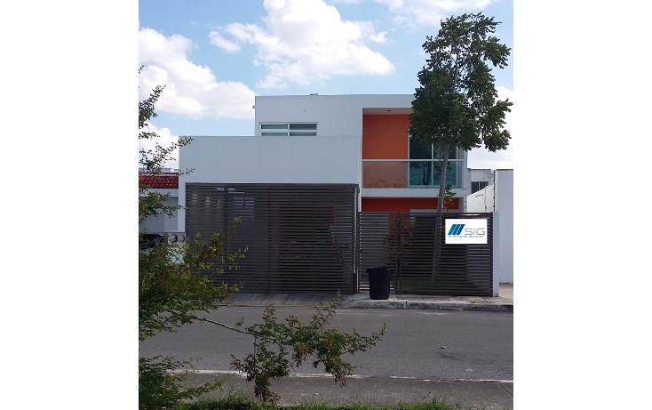 Foto de casa en venta en  , las américas ii, mérida, yucatán, 1420119 No. 01