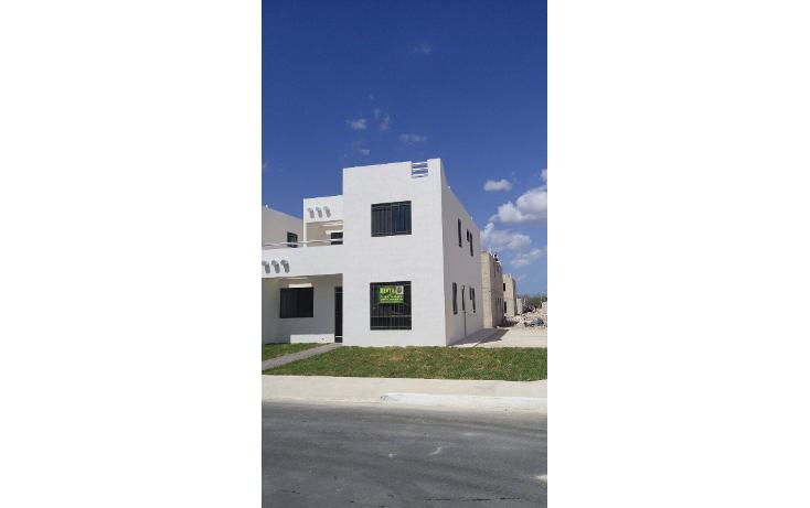 Foto de casa en venta en  , las am?ricas ii, m?rida, yucat?n, 1554880 No. 01