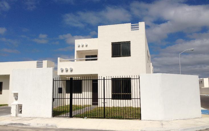 Foto de casa en renta en  , las am?ricas ii, m?rida, yucat?n, 1564604 No. 01