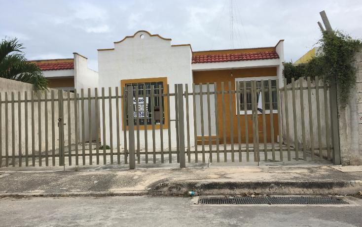 Foto de casa en venta en  , las am?ricas ii, m?rida, yucat?n, 1604024 No. 01