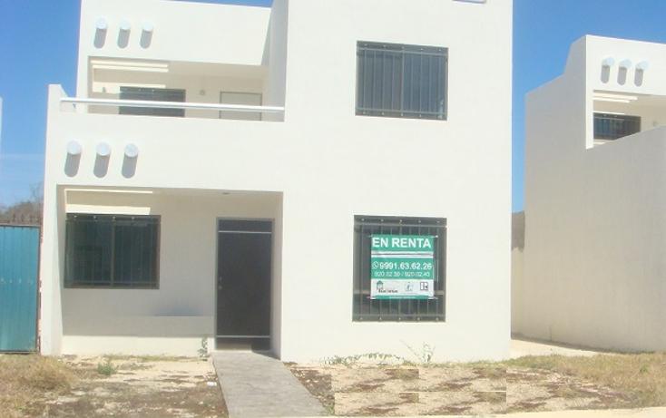 Foto de casa en renta en  , las am?ricas ii, m?rida, yucat?n, 1662882 No. 01