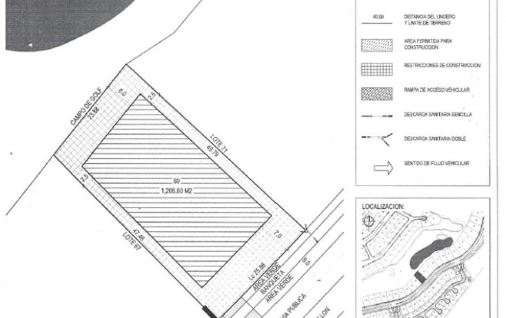 Foto de terreno habitacional en venta en, las américas ii, mérida, yucatán, 1721790 no 01
