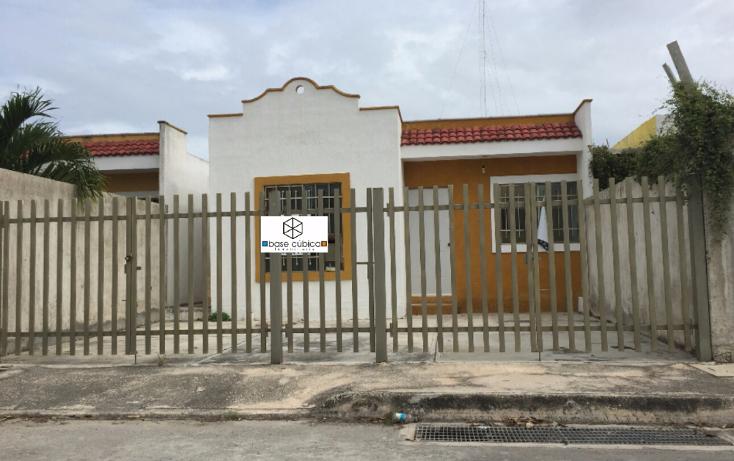 Foto de casa en venta en  , las am?ricas ii, m?rida, yucat?n, 1731718 No. 01