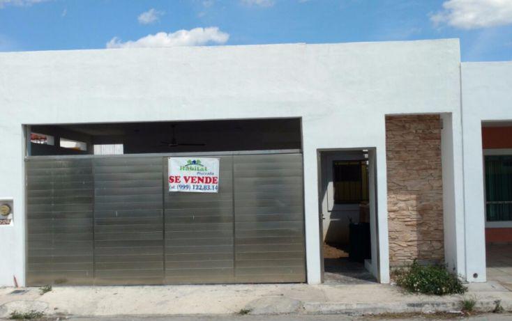 Foto de casa en venta en, las américas ii, mérida, yucatán, 1737948 no 01