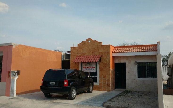 Foto de casa en renta en, las américas ii, mérida, yucatán, 1871992 no 01
