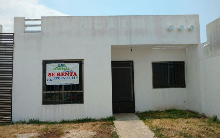 Foto de casa en renta en, las américas ii, mérida, yucatán, 1872004 no 01