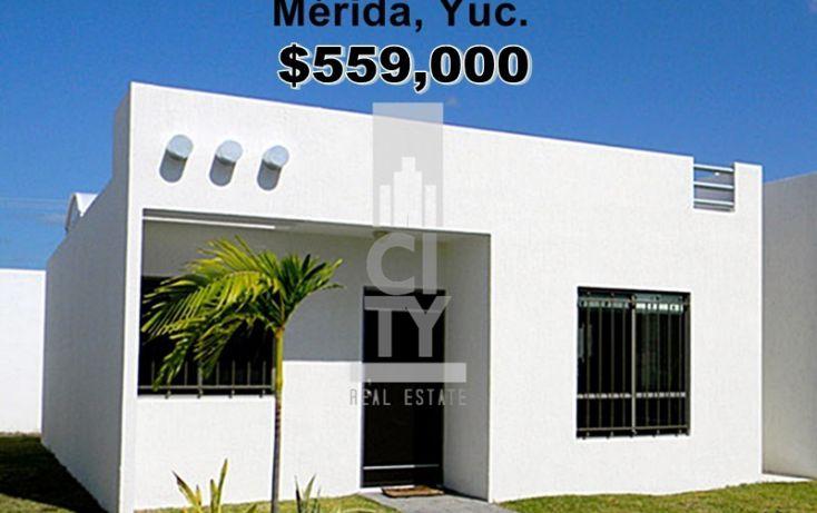 Foto de casa en venta en, las américas ii, mérida, yucatán, 1959997 no 01