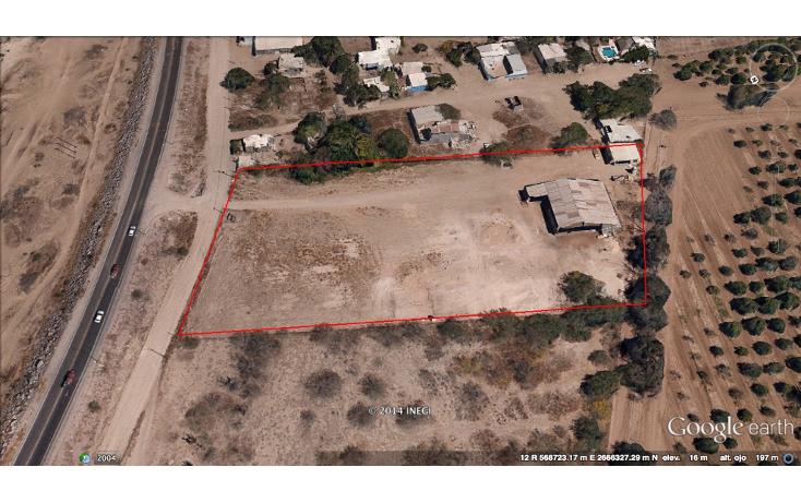 Foto de terreno habitacional en venta en  , las américas, la paz, baja california sur, 1096005 No. 01