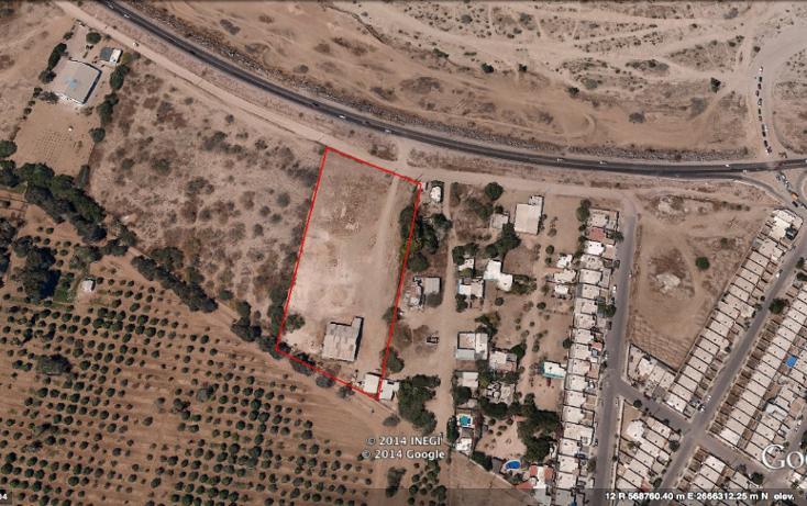 Foto de terreno habitacional en venta en, las américas, la paz, baja california sur, 1096005 no 02