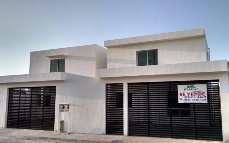 Foto de casa en venta en, las américas mérida, mérida, yucatán, 1130227 no 01