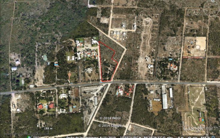 Foto de terreno comercial en venta en, las américas mérida, mérida, yucatán, 1252289 no 01