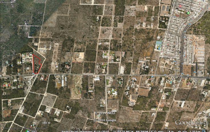 Foto de terreno comercial en venta en, las américas mérida, mérida, yucatán, 1252289 no 02