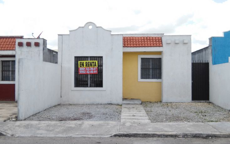 Foto de casa en renta en, las américas mérida, mérida, yucatán, 1287567 no 01