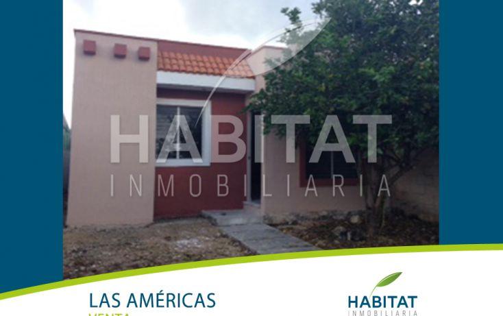 Foto de casa en venta en, las américas mérida, mérida, yucatán, 1289667 no 02