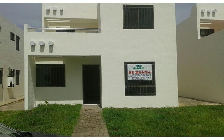 Foto de casa en renta en  , las américas mérida, mérida, yucatán, 1408161 No. 01
