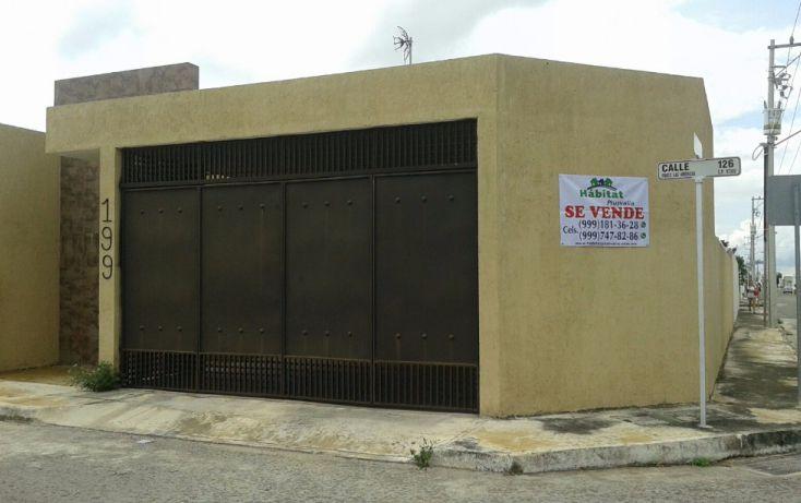 Foto de casa en venta en, las américas mérida, mérida, yucatán, 1438059 no 01