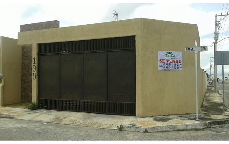 Foto de casa en venta en  , las américas mérida, mérida, yucatán, 1438855 No. 01