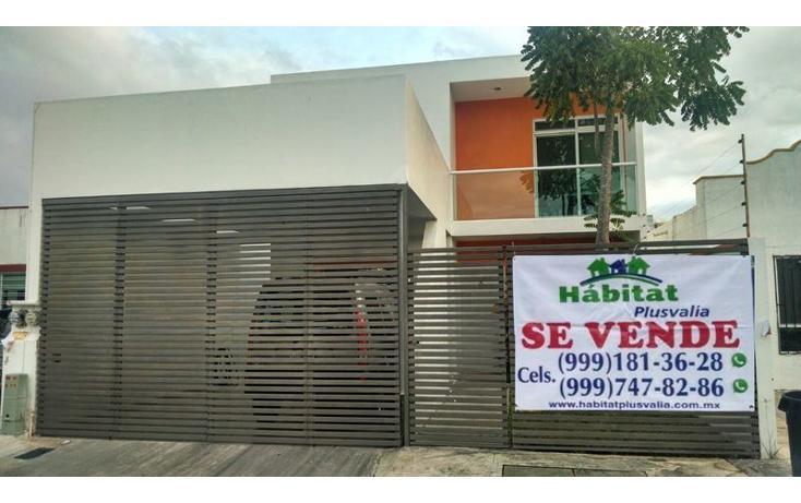 Foto de casa en venta en  , las américas mérida, mérida, yucatán, 1444279 No. 01