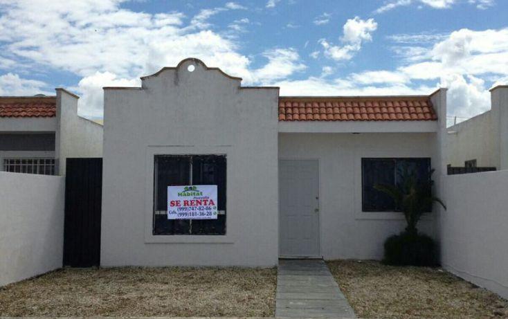 Foto de casa en renta en, las américas mérida, mérida, yucatán, 1460195 no 01