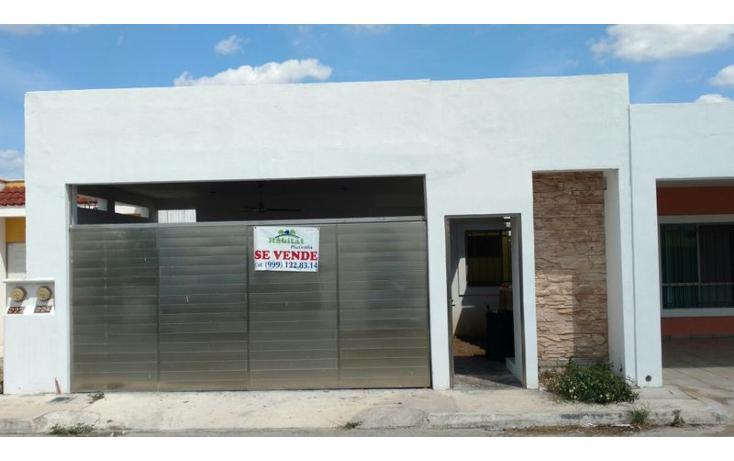 Foto de casa en venta en  , las américas mérida, mérida, yucatán, 1707565 No. 01