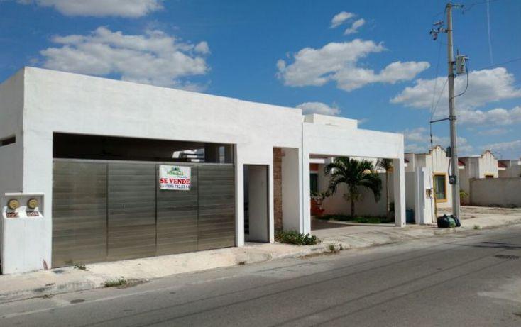 Foto de casa en venta en, las américas mérida, mérida, yucatán, 1707565 no 02