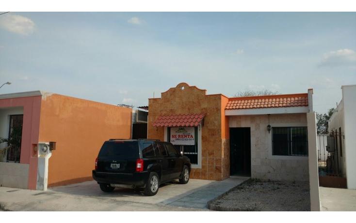 Foto de casa en renta en  , las américas mérida, mérida, yucatán, 1871992 No. 01