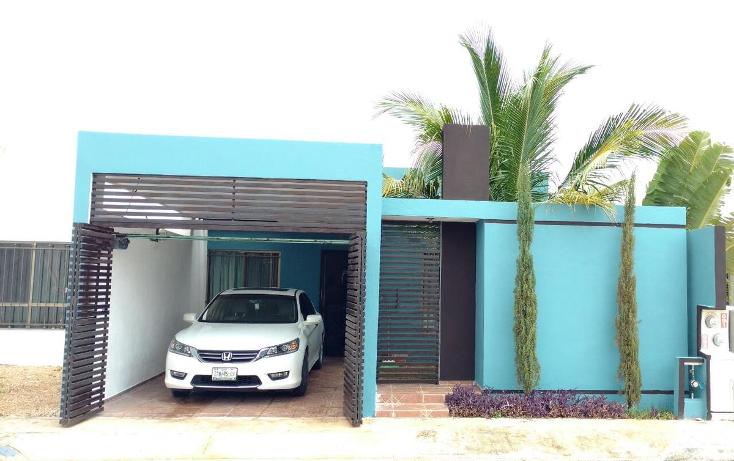 Foto de casa en venta en  , las am?ricas m?rida, m?rida, yucat?n, 1871998 No. 01