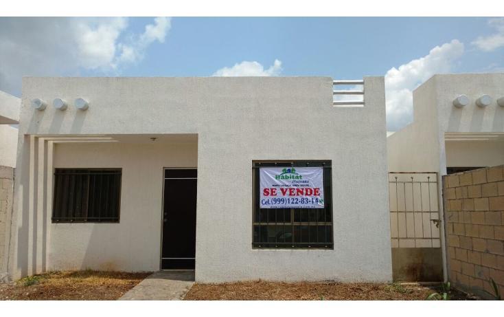 Foto de casa en renta en  , las américas mérida, mérida, yucatán, 1872002 No. 01