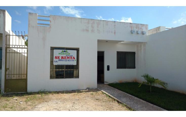 Foto de casa en renta en  , las américas mérida, mérida, yucatán, 1939173 No. 01
