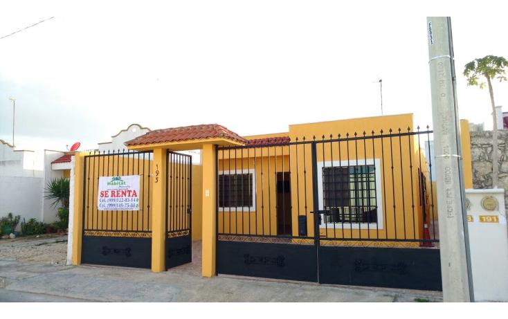 Foto de casa en renta en  , las américas mérida, mérida, yucatán, 1939183 No. 01