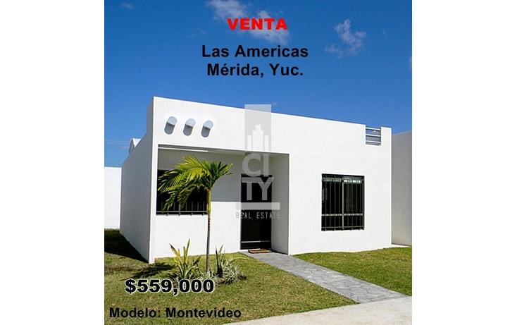 Foto de casa en venta en  , las am?ricas m?rida, m?rida, yucat?n, 1959997 No. 02