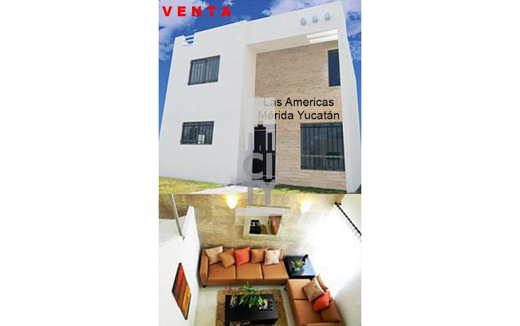 Foto de casa en venta en  , las am?ricas m?rida, m?rida, yucat?n, 1960001 No. 02
