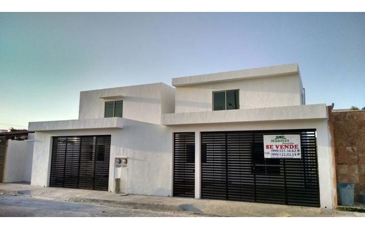 Foto de casa en venta en  , las am?ricas m?rida, m?rida, yucat?n, 859001 No. 01