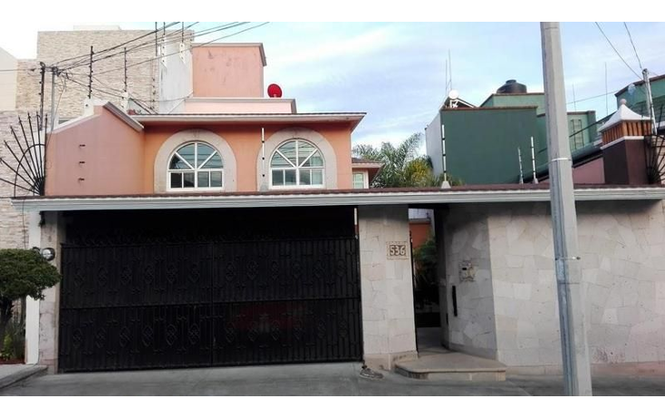 Foto de casa en venta en  , las am?ricas, morelia, michoac?n de ocampo, 1047375 No. 01