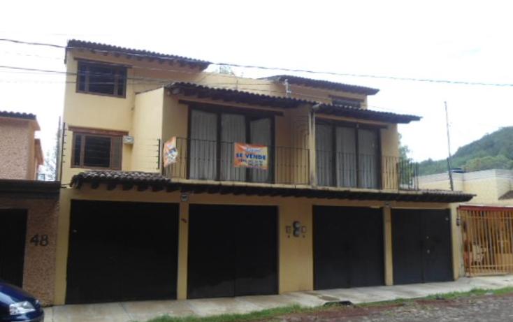 Foto de casa en venta en  , las americas, pátzcuaro, michoacán de ocampo, 1795778 No. 01