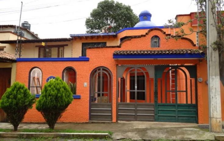 Foto de casa en venta en  , las americas, pátzcuaro, michoacán de ocampo, 810145 No. 01