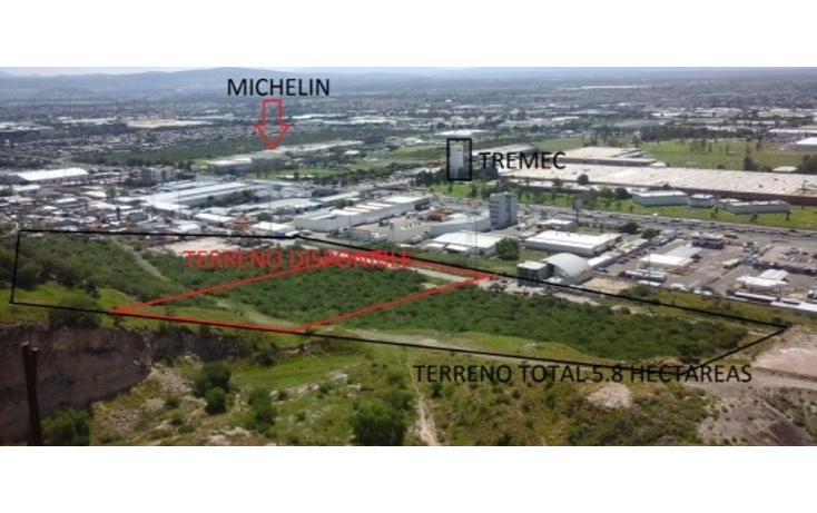 Foto de terreno comercial en venta en  , las américas, querétaro, querétaro, 1096417 No. 01